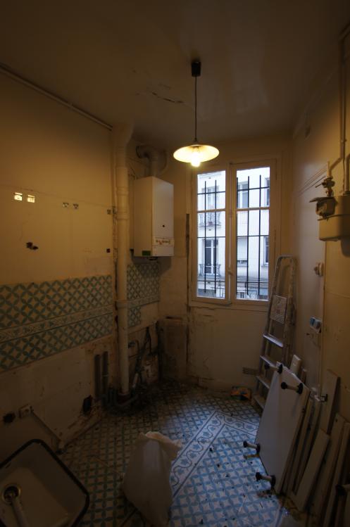 Immobilier design votre agence double immobilier et d coration - Refaire electricite appartement ...